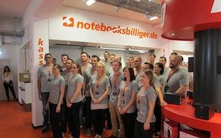 notebooksbilliger.de Store