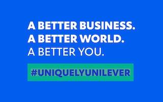 #UNIQUELYUNILEVER