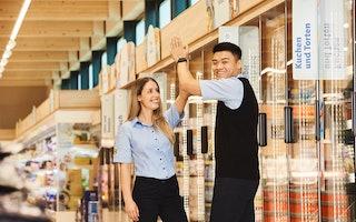 Nachwuchskräfte im Verkauf